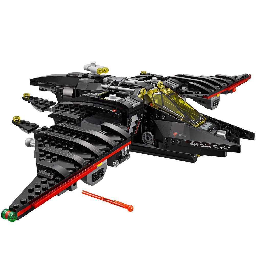LEGO BATMAN MOVIE The Batwing 70916 Building Kit toy